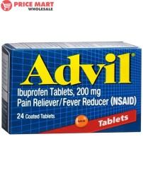 Advil Tablets 24's