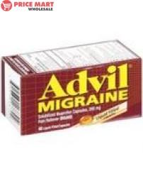 Advil Migrain 20's