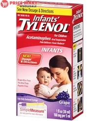 Tylenol Infant 1oz(30ml)