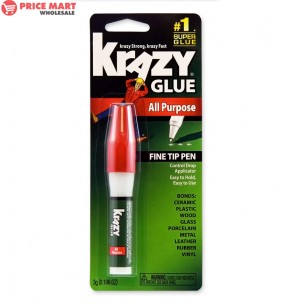 """Krazy Glue All Purpose """"pen"""" 0.7oz"""