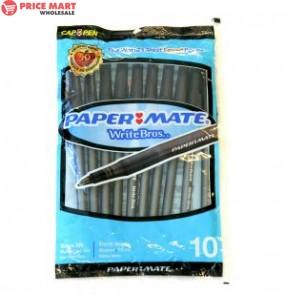"""Paper Mate Pens """"Black"""" 10's"""